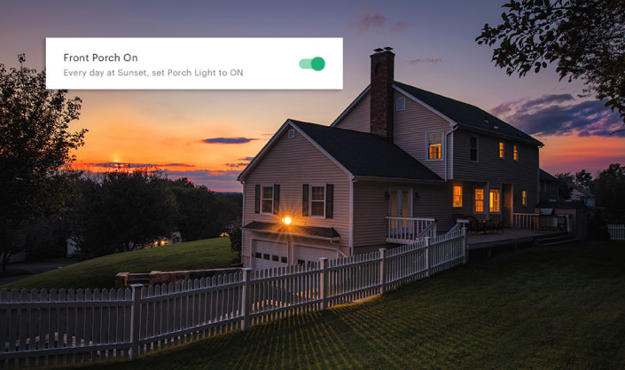 A Smart Home That Works for You